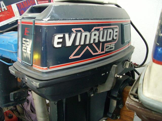 EVINRUDE 25EL